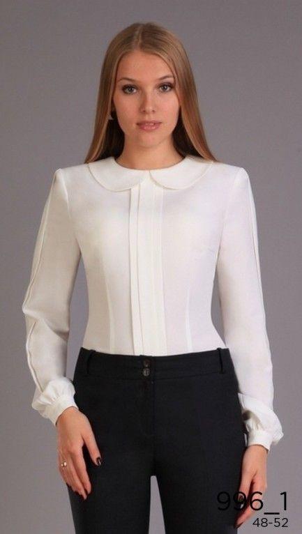 Блузки женские оптом от швейных