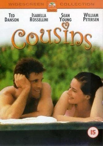 Cousins (1989) Fantastic movie… Isabella Rossellini, Ted Danson, Sean Young