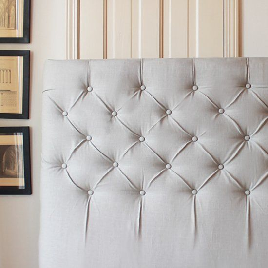 Learn the easiest and cheapest way to make your very own for Very headboards