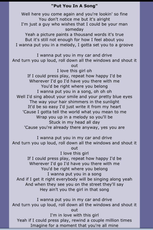 36 best Song lyrics images on Pinterest   Res life, Country lyrics ...