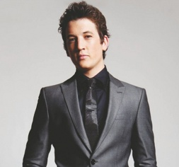 Miles Teller. He is so funny in footloose and in 21 and over. I can't wait to see him in the Spectacular Now