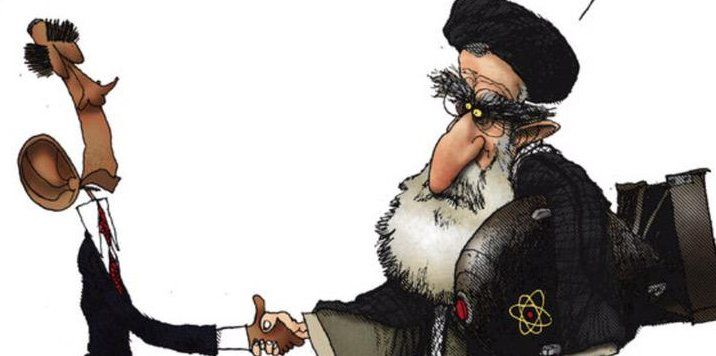 Pulitzer Prize Winning Cartoonist Sums Up Obama's Deal with Iran in 10 Disturbing Words