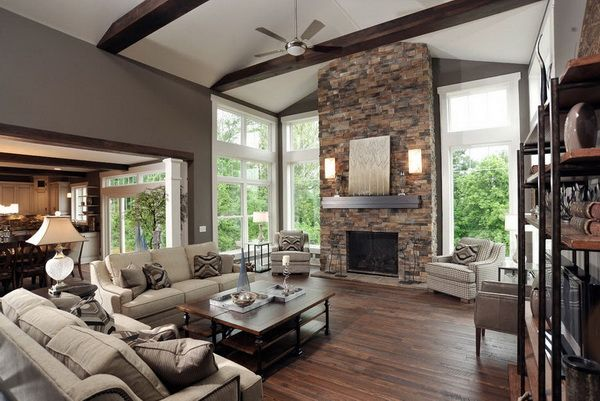 Fantastic-Contemporary-Living-Room-Designs-from-Houzz_34…the fireplace, floor and natural light set this room