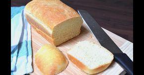 Pan de molde casero muy fácil