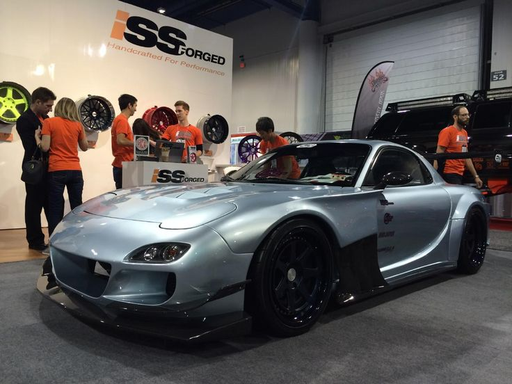 Amazing TCP Magic G FACE Wide Body Kit Type GT CF Version RX 7 FD3S Gallery