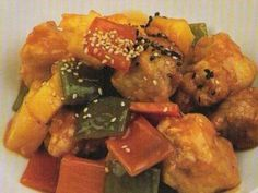 Prepara en 30 minutos este delicioso cerdo agridulce y consiente a tu familia con una deliciosa y típica receta de comida china.
