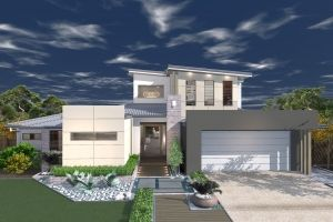 House Plan - David Reid Homes - St Clair 4 bedrooms, 2 bath, 345m2 #building #architecture #davidreidhomesaus
