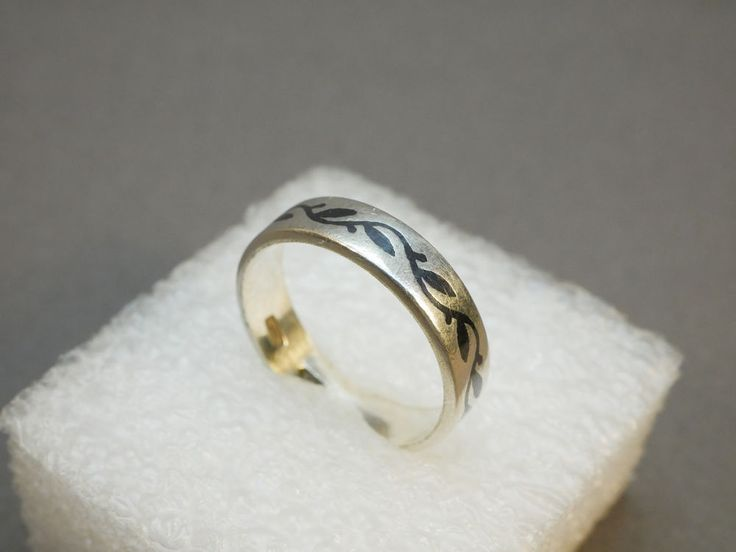 Vintage Ring Sterling Silver 925 USSR Russia