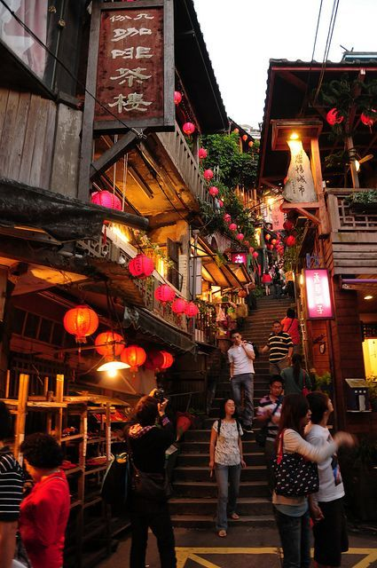 Ok, it's on my to go list for my next Taiwan Jiufen. Got to go there
