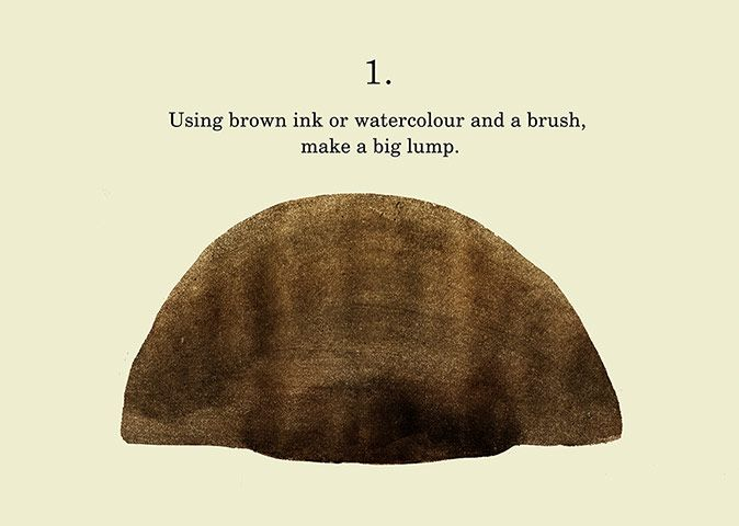 43 best drawing book characters images on pinterest baby books how to draw a bear thinking about something by jon klassen in pictures fandeluxe Gallery