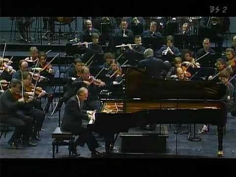 Bartók, Piano Concerto No. 1 - Mov 1(Maurizio Pollini) - YouTube