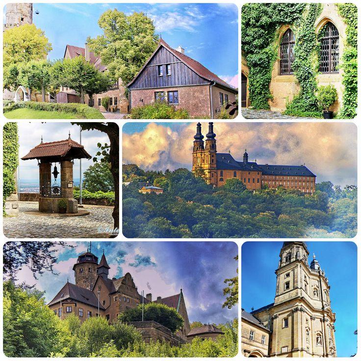 Altenburg bei Bamberg und Kloster Banz   www.internec.de