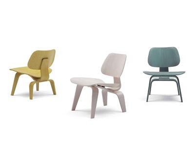 LCW(Lounge Chair Wood) 찰스 임스의 첫 작품