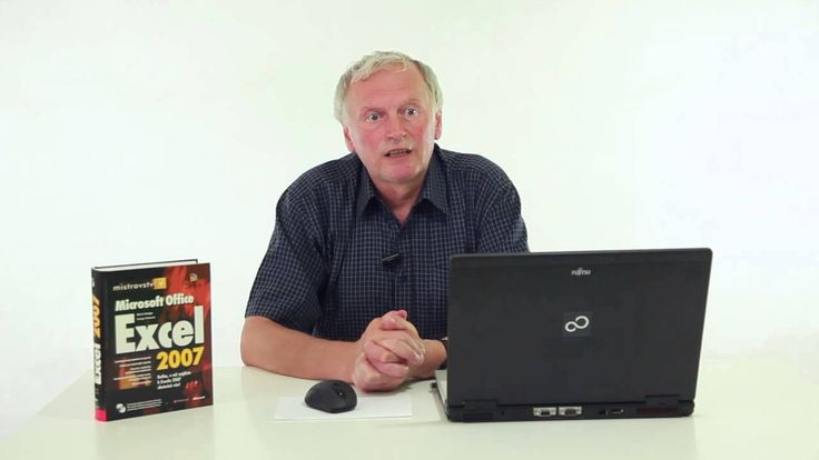 Josef Cvrček - Excel pro každodenní použití - 2.2.