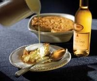 Pudding Chômeur. Enjoy with Noble One Botrytis Semillon. http://www.debortoli.com.au/our-wines/our-brands/noble-one.html