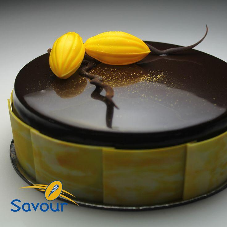 Entremets / Gateaux Class - Savour Chocolate & Patisserie School