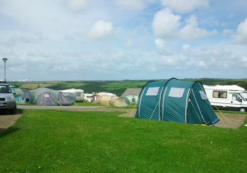 Pentire Haven Holiday Park, Cornwall, South West England   Check availability and book now facility via Caravan Sitefinder