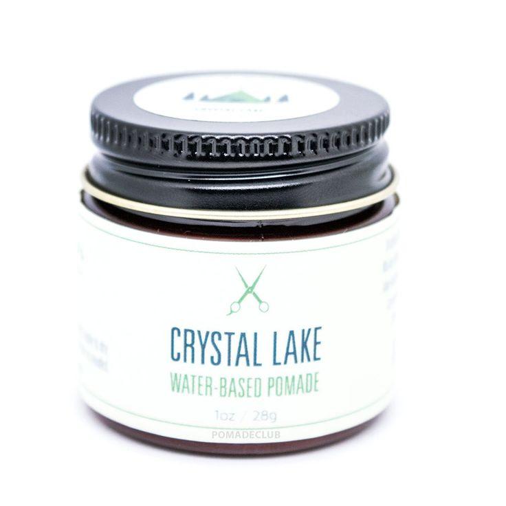 Shear Revival Crystal Lake Water Based Pomade 1oz