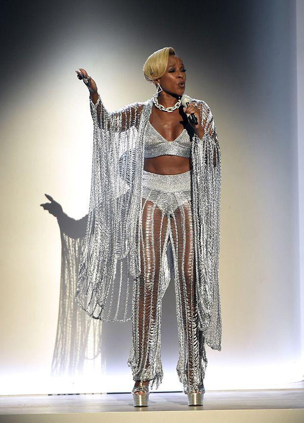 Mary J. Blige BET Awards