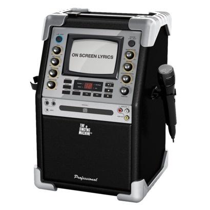 karaoke vision the singing machine
