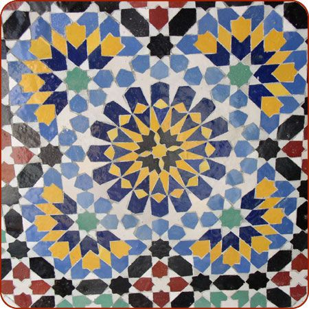 17 best images about mosaics on pinterest ceramics 4x4 Moroccan ceramic floor tile