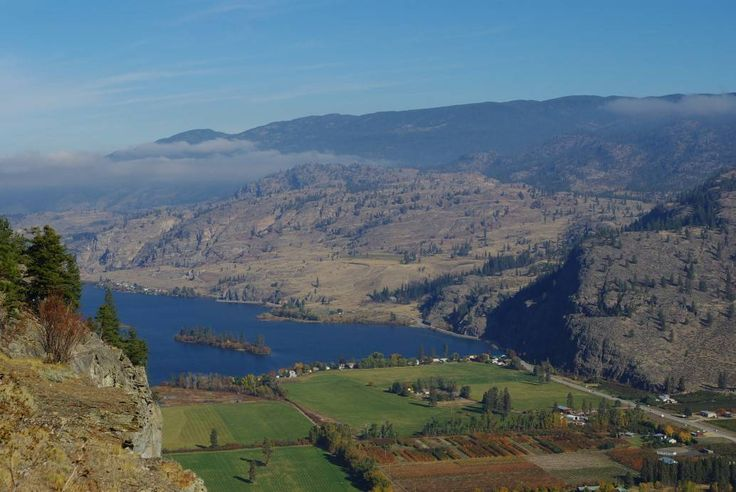 Gerry Shea shows the way to Popular Day Hikes in South-Central Okanagan