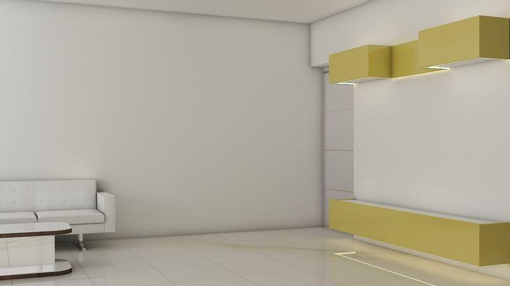 Kotian Residence Living Room