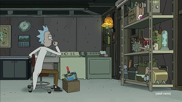 Rick Y Morty Capitulo Final De La Cuarta Temporada Rick Y Morty Creador De Youtube Rick Y