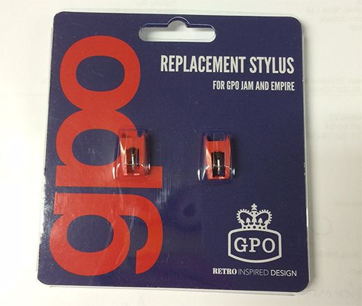 Learn more about the GPO Jam and Empire Stylus Twin Pack Accessories