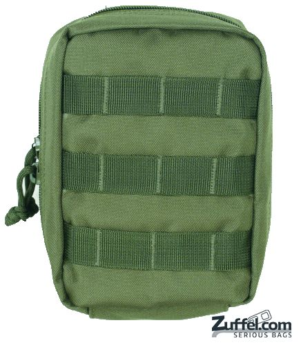 Voodoo Tactical - E.M.T Pouch - OD Green - Check out our collection of MOLLE Gear, MOLLE Pouches, Velcro Pouches, Tactical Pouches, MOLLE Tactical Gear, Modular Pouches, Modular MOLLE Pouches, Modular MOLLE Velcro Pouches, First Aid Pouches, Medical MOLLE Pouches, Molle Gadget Pouch, EMT Pouch, First Aid MOLLE pouches, M.O.L.L.E Compatible Gear, Airsoft MOLLE Pouches, Hydration Pouches, Munitions Pouches, Rip-away Pouches, Modular Gear, Utility and Dedicated Pouches.