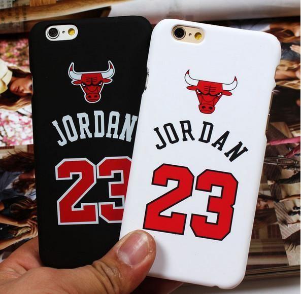 Michael Jordan No 23 Chicago Bulls iPhone Case | Phone cases ...
