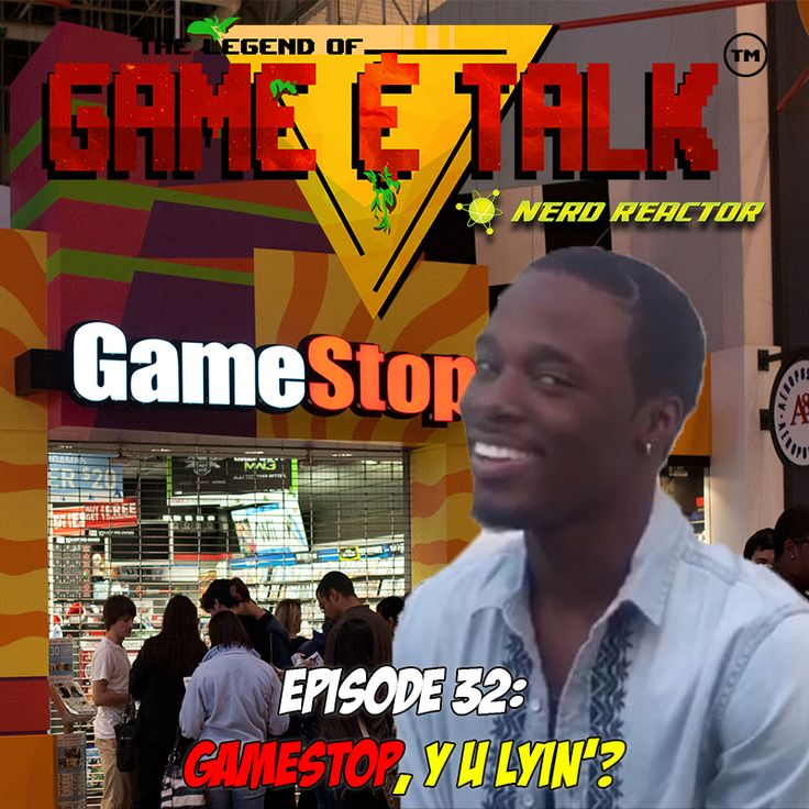 Game & Talk Ep. 32: GameStop Y U LYIN?   Welcome to the Game & Talk Podcast where we use dead memes as our thumbnails.  In this episode the Tasteful Trio discuss some controversial controversy with popular games retailer GameStop in which they have a policy that encourages their employees to lie to customers. We go over that in the halfway point of the podcast. The first half though we give our brief thoughts on Nintendos new mobile gameFire Emblem Heroes and how Nintendos new online service…