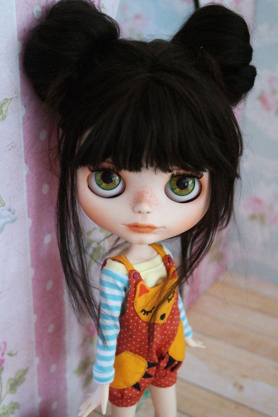OOAK Custom Blythe Doll DONELLA by Cihui by BlythebyCihui on Etsy