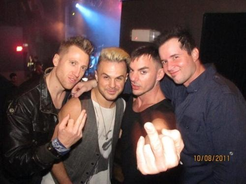 7 October 2011 - LA, CA (Playhouse Hollywood) - News, Videos and Photos about Shannon leto, just in shannon-leto.com
