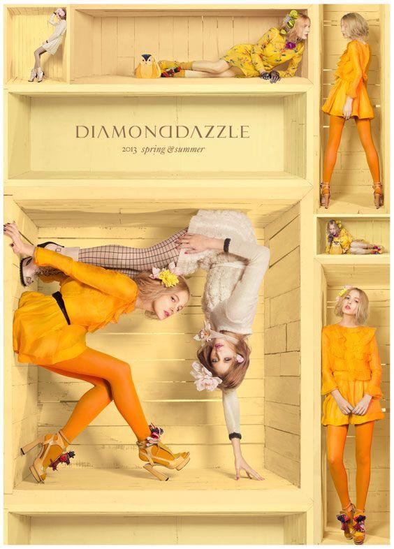 Diamond Dazzle 2013 Spring/shenchinlun