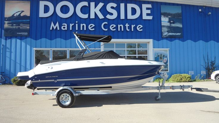 DREAMS DO COME TRUE!  Make your family dreams come true with this 2016 Bayliner VR5.