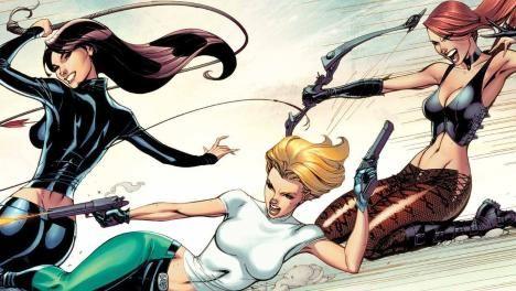 Danger Girl: Comic Book Movie From Hitman, Resident Evil Producers