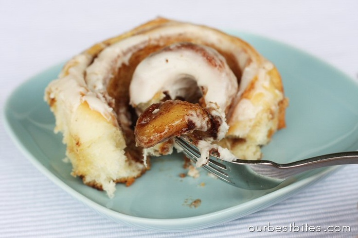 Everyday Cinnamon Rolls | Our Best Bites | sweet tooth | Pinterest
