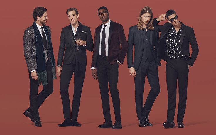 Black Tie Optional - http://www.farfetch.com/editorial/black-tie-optional.aspx