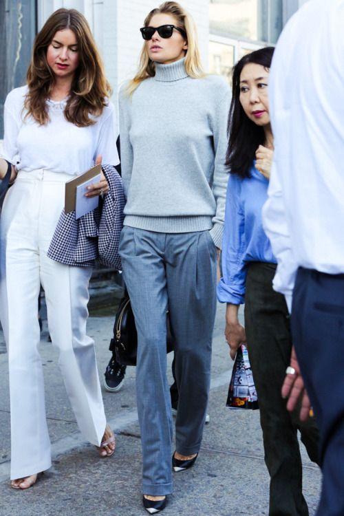 #New York SS15 Fashion Week