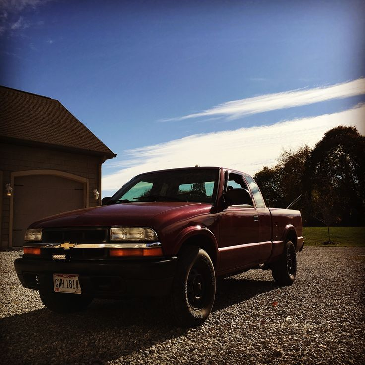 16 Best Chevy S-10 ZR2 Images On Pinterest