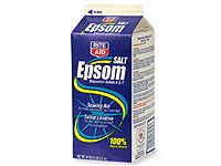 Epsom Salts for Athletes Foot