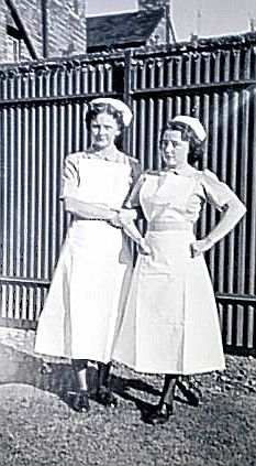 Oh nurse, how you've changed: The women who've served the NHS in ...