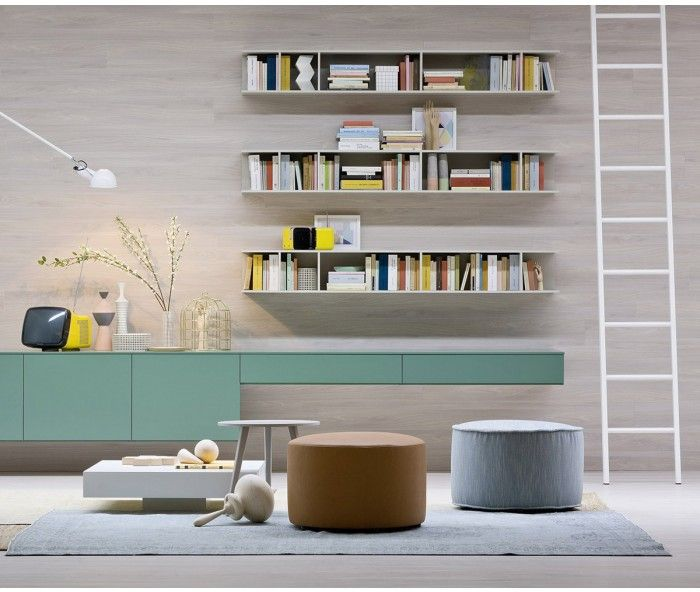 Bücherregal Modern 53 best novamobili living room images on furniture