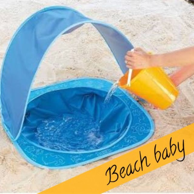 wishlisted_appWhen it's #hot hot hot, these beach #pools for #baby make a great #giftidea #aussiesummer #100degrees #swelter #giftideasforbaby #babylove # #beach #Wishlisted