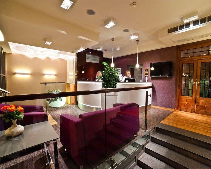 Lobby @ BEST WESTERN PLUS Ferdynand Hotel, Rzeszow, Poland
