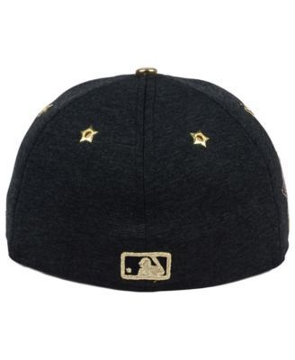 New Era Pittsburgh Pirates 2017 All Star Game Patch 59FIFTY Cap - Black 7 3/8