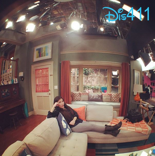 Radio Disney Insider Video Candice Talked With The Cast Of KC Undercover January 2015