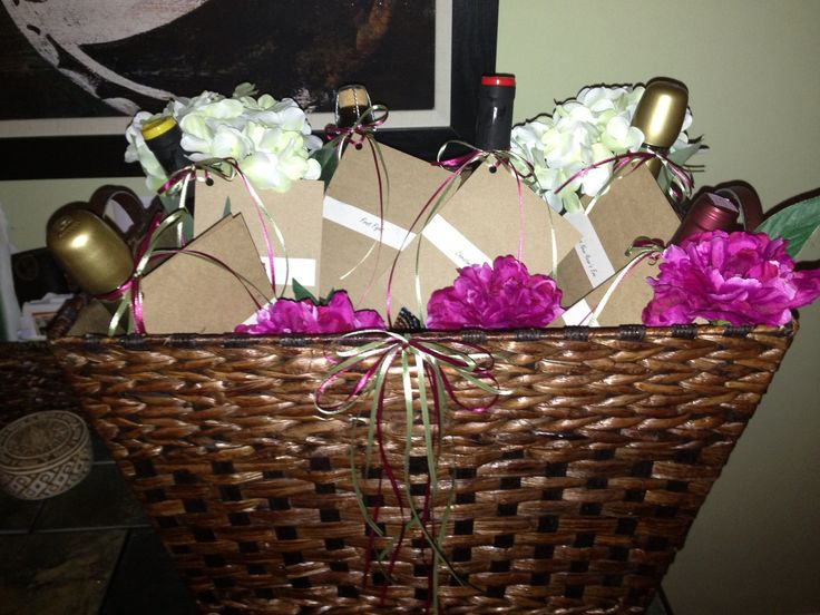 47 best images about Wine Basket on Pinterest