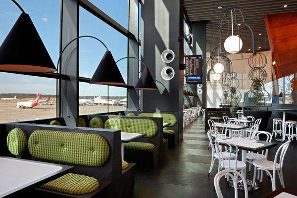 Cafe Vue Melbourne International Airport